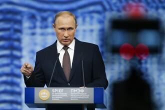 Ironia lui Vladimir Putin dupa actele de violenta comise la UEFA EURO 2016: Cum au putut 200 de rusi sa bata mii de englezi?
