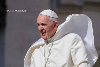 Anuntul uluitor facut de Papa Francisc.