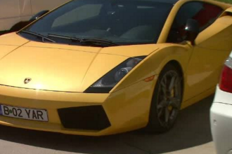 ANAF-ul scoate la vanzare bolizii confiscati, printre care Lamborghini, Maseratti si X5. Pentru ce sume ii puteti cumpara