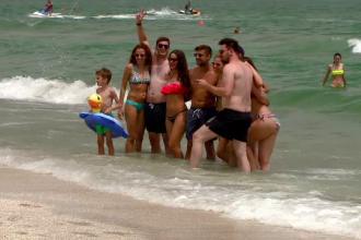 Record de turisti pe litoral, de Rusalii, in ultimii 25 de ani. Suma pe care au cheltuit-o zecile de mii de romani