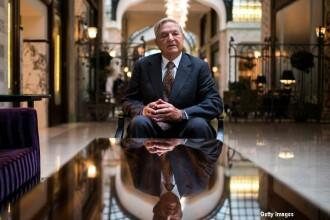 Soros, din nou castigator de pe urma prabusirii lirei sterline. Cum a facut miliardarul american bani din votul pentru Brexit