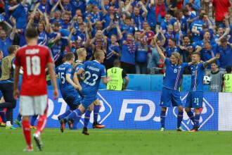 Ungaria - Portugalia 3-3. Islanda - Austria 2-1. Italia - Irlanda de Nord 0-1. Suedia - Belgia 0-1. REZUMATE VIDEO