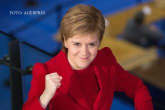 Scotia se pregateste sa organizeze un referendum pentru independenta, a anuntat premierul Sturgeon.