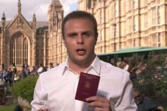 Corespondentul Paul Angelescu din Londra: