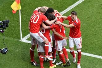 TARA GALILOR - IRLANDA DE NORD 1-0. Tara Galilor s-a calificat in premiera, cu un autogol, in sferturile UEFA EURO 2016