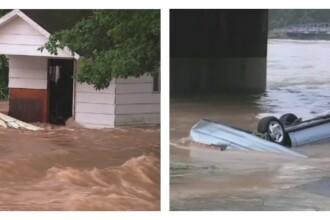 Barack Obama a decretat stare de catastrofa naturala in urma inundatiilor. 24 de oameni au murit in Virginia de Vest