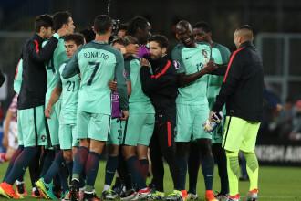CROATIA - PORTUGALIA 0-1. Portughezii, calificati in sferturi cu un gol in minutul 117. REZUMAT VIDEO