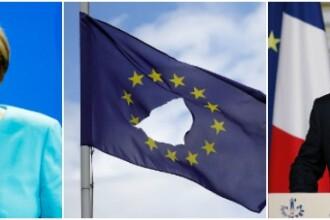 BREXIT. David Cameron NU ar urma sa declanseze Articolul 50 la summitul de marti. Planul Frantei si Germaniei pentru UE