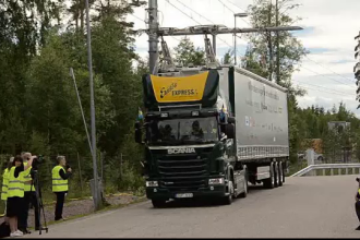 Suedezii testeaza