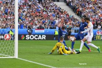 ITALIA - SPANIA 2-0. Campioana en-titre, eliminata dupa un meci in care a fost dominata clar. REZUMAT VIDEO