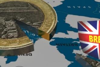 BREXIT. Lira atinge un nou minim istoric dupa ce Standard&Poor a scazut ratingul Regatului. Cameron merge marti la Bruxelles
