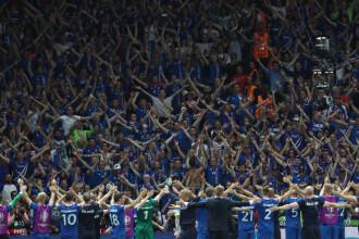 Momente magice oferite de suporterii si jucatorii Islandei. Cum a trait faimosul comentator islandez finalul meciului