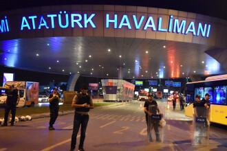13 persoane inculpate in legatura cu atentatul de pe aeroportul din Istanbul. Cine sunt suspectii