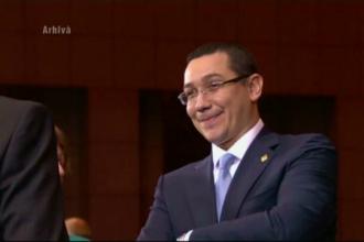 Fostul premier Victor Ponta a anuntat ca va candida pentru inca un mandat la Camera Deputatilor