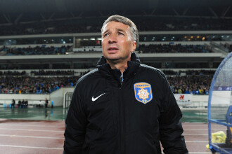 """Dan Petrescu: """"Dacă noi ne calificam deveneam favoriţi la câştigarea Europa League"""""""
