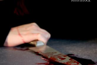 Legitima aparare sau tentativa de omor? O femeie sustine ca si-a injunghiat sotul ca sa se apere, insa el are alta varianta