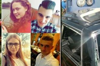 Patru frati si un verisor de-al lor au murit intr-un accident bizar, in Bistrita. Ce s-a intamplat cu mama lor cand a aflat