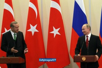 Putin și Erdogan au convenit asupra pacificării Siriei