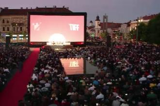 TIFF 2017. 3000 de oameni au participat la deschidere. Mesajul unui turist american, care vine de 5 ani la festival