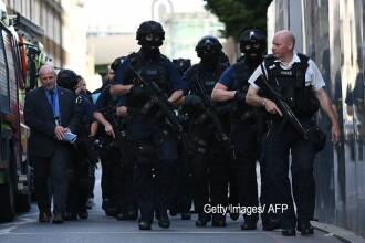 Atac terorist in Londra: Cei trei suspecti au fost impuscati la 8 minute de la primul apel. Desfasurarea incidentelor