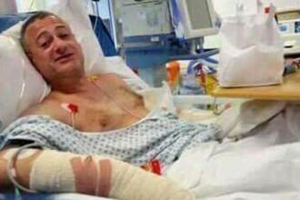 Povestea suporterului englez care s-a luptat cu cei 3 teroristi din Londra: Au strigat