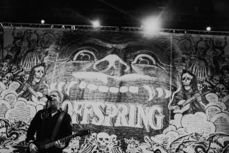 Premiera in Romania. Trupa Offspring va concerta la festivalul