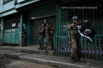 Crestinii din Filipine, masacrati de ISIS, care a postat imagini cu executiile. Jihadistii s-ar putea muta apoi in alta tara
