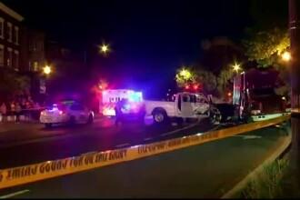 O furgoneta a lovit un grup de oameni in Washington. Politia ia in calcul si varianta atacului terorist
