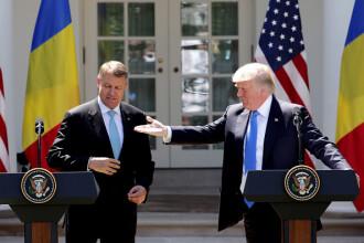 Klaus Iohannis, dupa plecarea de la Casa Alba: Ii multumesc presedintelui Trump pentru sprijinul sau fata de statul de drept