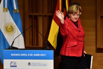 Merkel anunta ca este pregatita de negocierile pentru Brexit, atat timp cat planul este respectat de catre Marea Britanie
