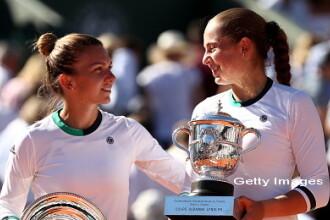 Simona Halep a pierdut pentru a doua oara finala Roland Garros: