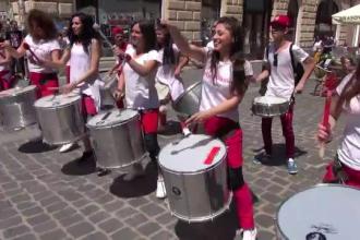 Festival de arta stradala, in acest weekend, la Brasov. Surprizele pregatite de organizatori pentru copii