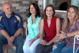 Decizia surprinzatoare luata de un barbat care are 3 sotii si 25 de copii: