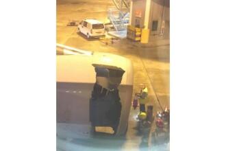 O bucata din motorul unui Airbus A330 al companiei China Eastern Airlines s-a rupt dupa decolare. Ce s-a intamplat cu avionul