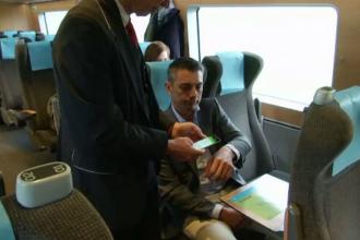 Tara care introduce microcipuri implantate in piele pentru plata biletelor de tren. Expertii au insa un avertisment
