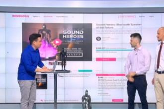iLikeIT. Sound Heroes. Cativa romani s-au pus pe construit cea mai spectaculoasa boxa cu bluetooth din lume