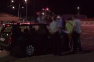 Perchezitii in Vrancea si Bacau la o retea de trafic de droguri de mare risc. Flagrantul organizat intr-o benzinarie