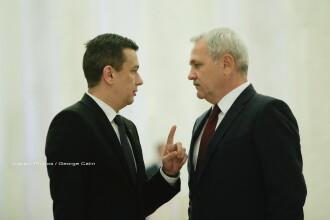 Comitetul Executiv al PSD a decis sa retraga sprijinul politic pentru guvern. Dragnea: Am luat act de demisia premierului