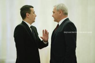 Liviu Dragnea vrea un nou Guvern. Surse: Premierul Sorin Grindeanu a refuzat sa plece, dar ministrii sai au demisiile scrise