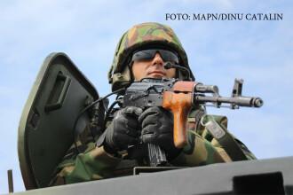 Forta de reactie rapida NATO se antreneaza in Romania. Alianta testeaza cat de eficient poate comasa forte impotriva Rusiei
