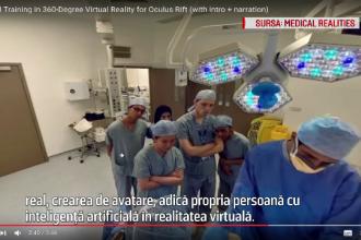 iLikeIT. Un medic oncolog britanic isi filmeaza in 360 de grade operatiile si le posteaza pe internet