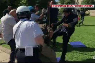 Autoritatile americane au emis mandate de arestare pentru 12 dintre agentii de securitate ai presedintelui turc Erdogan