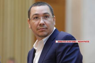 Victor Ponta se înscrie în partidul lui Daniel Constantin. Mesajul scris pe Facebook