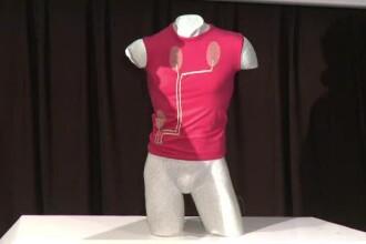 ICEE.fest 2017. Cum arata hainele viitorului, care ne vor monitoriza ritmul cardiac si vor putea detecta probleme de sanatate