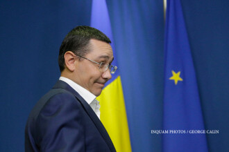 Victor Ponta: Se pare că cineva chiar şi-a propus să ne scoată din UE
