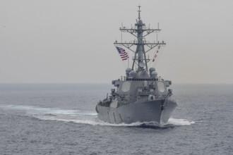 Cei 7 marinari americani disparuti, dupa ce distrugatorul american Fitzgerald a lovit un cargo filipinez, gasiti morti