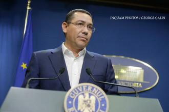Ponta: Timmermans a găsit la Camera Deputaţilor nişte pisici plouate care au miorlăit că nu știu nimic