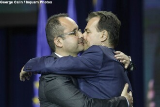 Ludovic Orban l-a invins clar pe Cristian Busoi si a fost ales noul presedinte al PNL