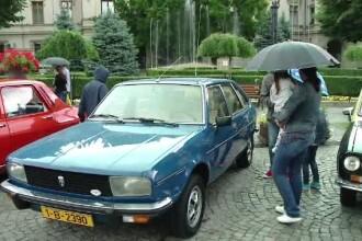 Dacia folosita de Nicolae Ceausescu, expusa la Iasi. De unde a cumparat-o actualul proprietar