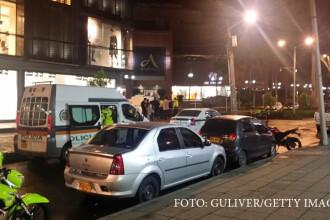 Atentat cu bomba la un mall din Bogota. Autoritatile suspecteaza o grupare de traficanti de droguri. VIDEO